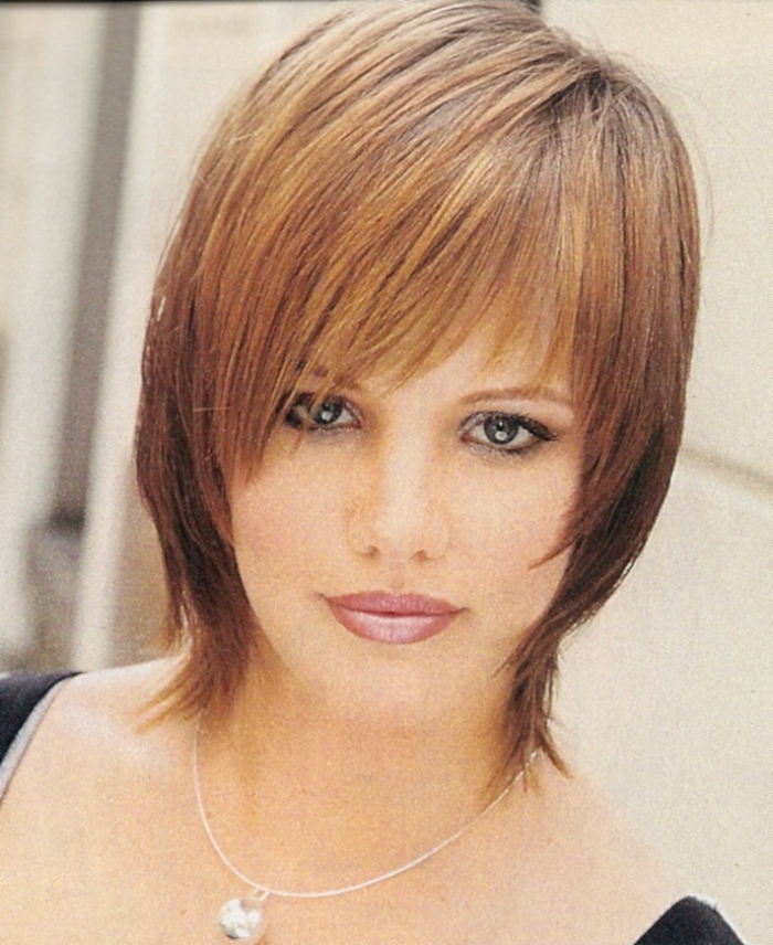 Short Shaggy Hairstyles for Fine Hair 2013