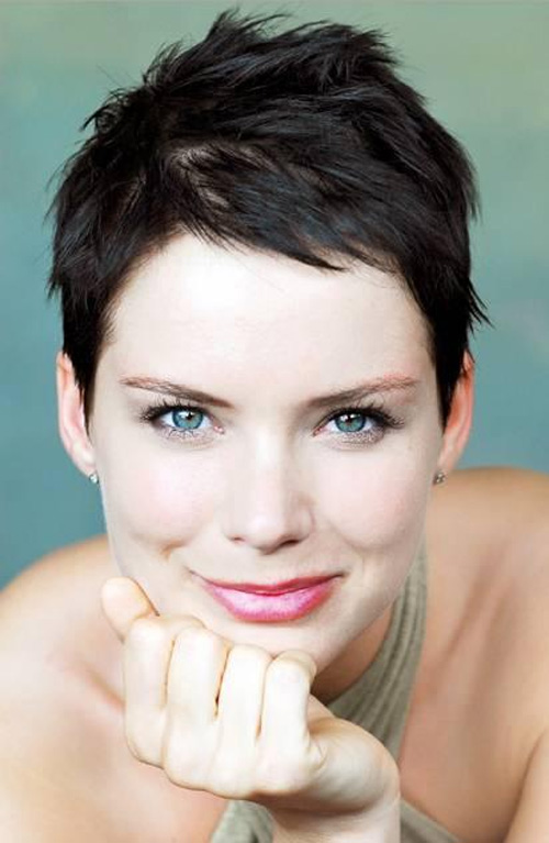 Very Short Modern Hairstyles For Women
