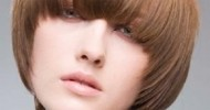 2014 Trendy Short Haircuts with Bangs