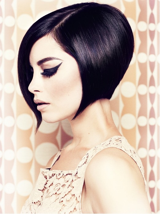 Best Short Wedge Haircuts for Women Angled-Short-Wedge-Haircuts