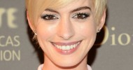 Anne Hathaway with Short Pixie Hairstyles
