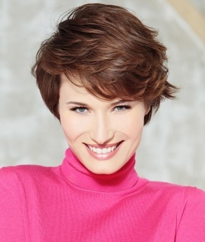 Beautiful Short Choppy Bob Hairstyles 2013