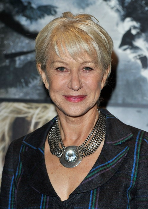 short hairstyles for older women 2013 hairstyles for older women