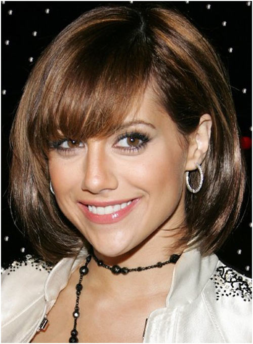 Best Short Hairstyles with Bangs 2015 Beautiful-Short-Hairstyles-with-Bangs