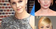 Best Celebrity With Short Pixie Haircuts 2013