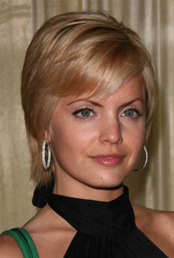 Best Short Layered Hairstyles 2013