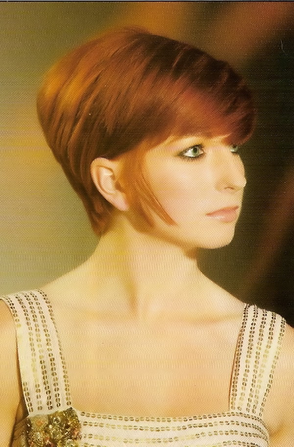 Best Short Wedge Haircuts 2013
