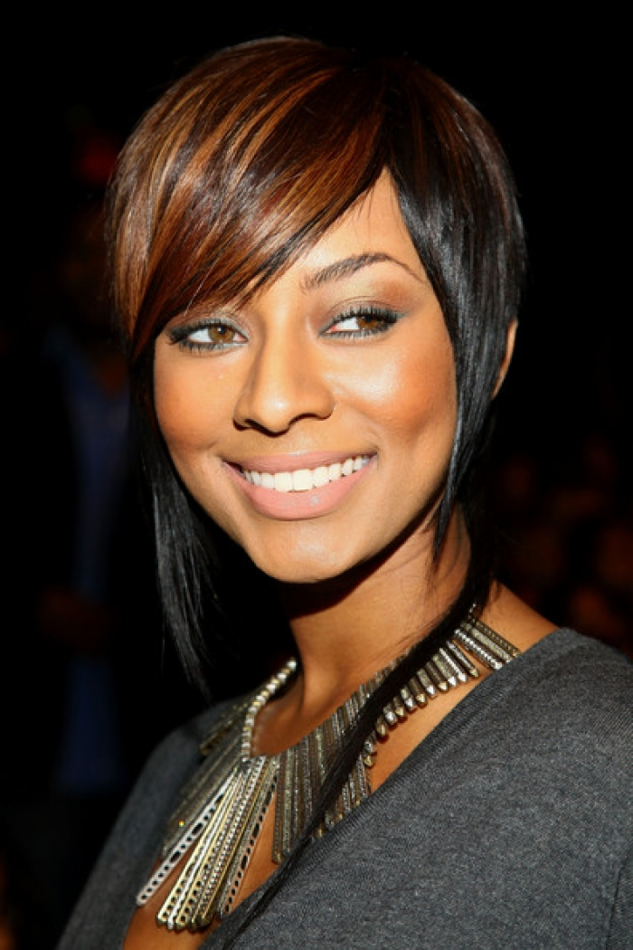 black women short hairstyles 2013