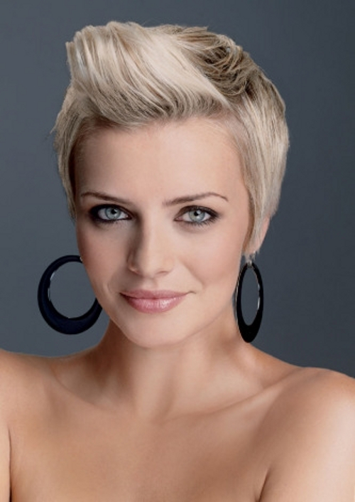 Classy Hairstyles for Short Hair 2013