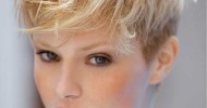 Cute Short Blonde Haircuts Trends 2013