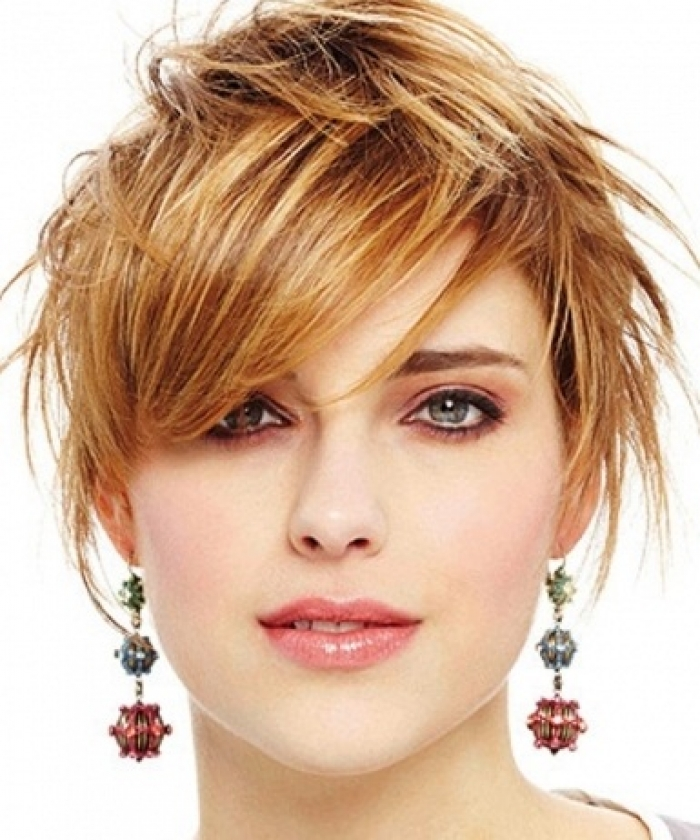 cute short choppy hairstyles for girls have short hair and want to