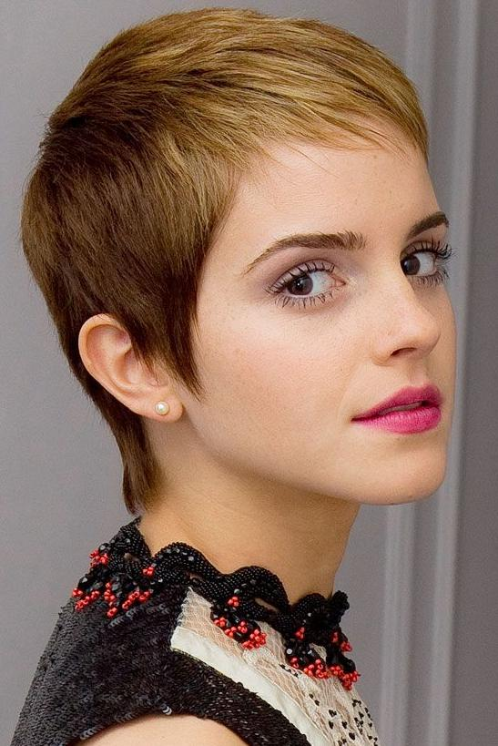 Cute Short Choppy Pixie Haircuts