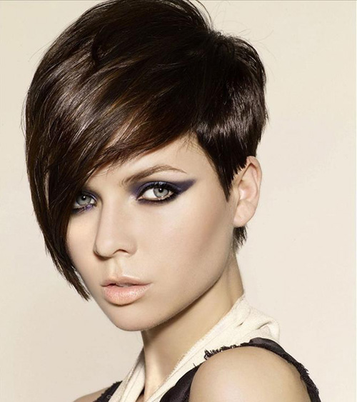 Cute Short Haircuts Trends 2013