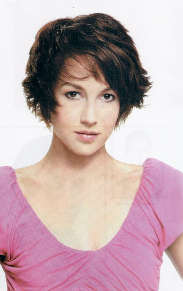 Cute Short Shag Haircuts 2015 Cute-Short-Sassy-Shag-Haircuts