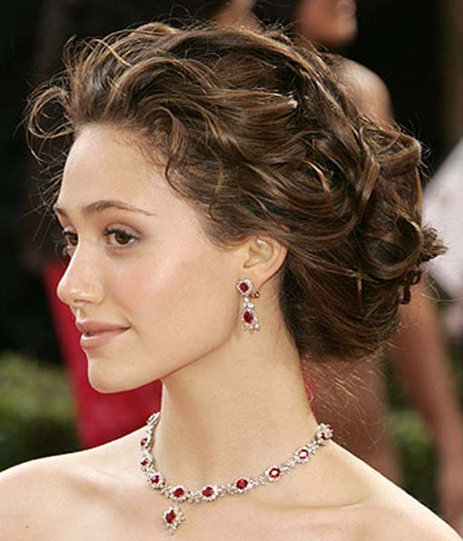 Elegant Short Hairstyles for Beautiful Women Elegant-Short-Prom-Updo-Hairstyles