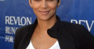 Halle Berry with Short Pixie Hairstyles