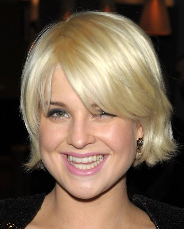 Layered Short Wedge Haircuts
