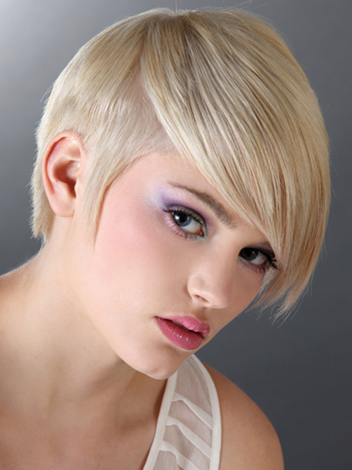 New Autumn Winter 2013 Short Haircuts Trends