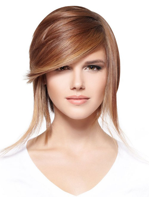 New Trendy Short Haircuts for Women 2013