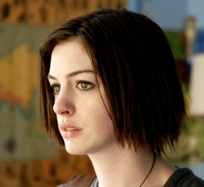 Pictures of Brunette Bob Short Hairstyles