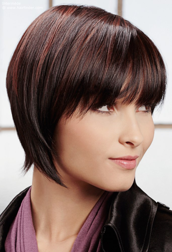 Pictures of Short Straight Hairstyles