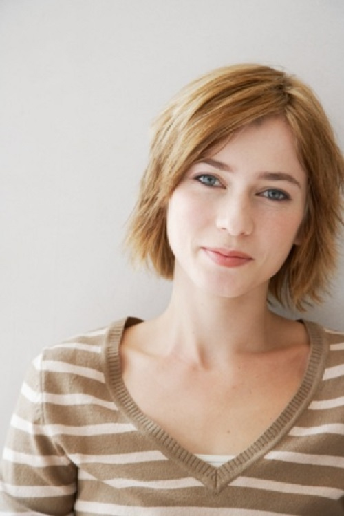 Beautiful Short Choppy Bob Hairstyles Short-Blunt-Choppy-Bob-Haircut