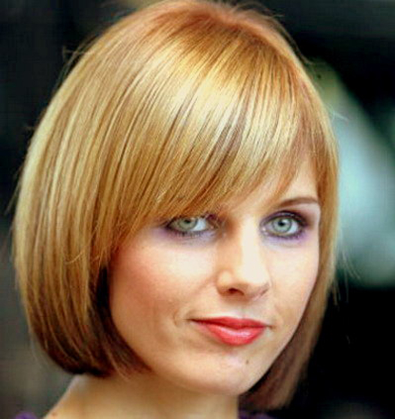 Short Bob Hairstyles for Summer 2013