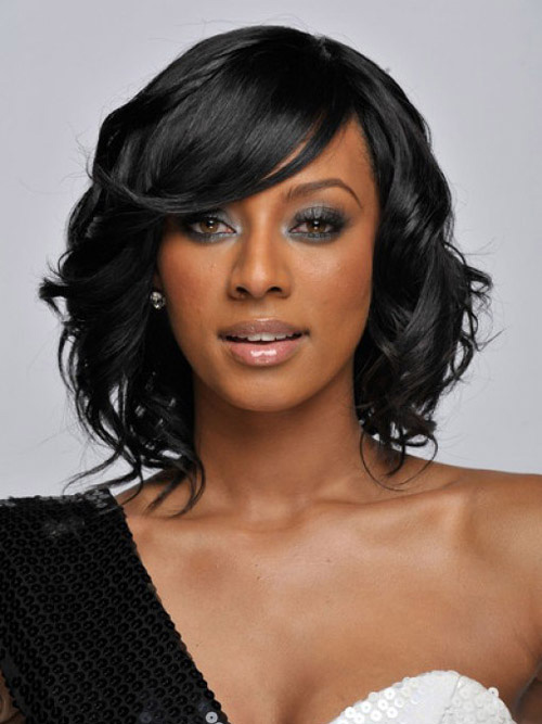 Short Classy Hairstyles for Black Women