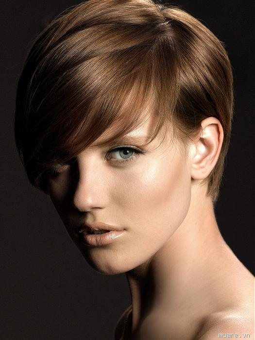 Short Classy Pixie Hairstyles