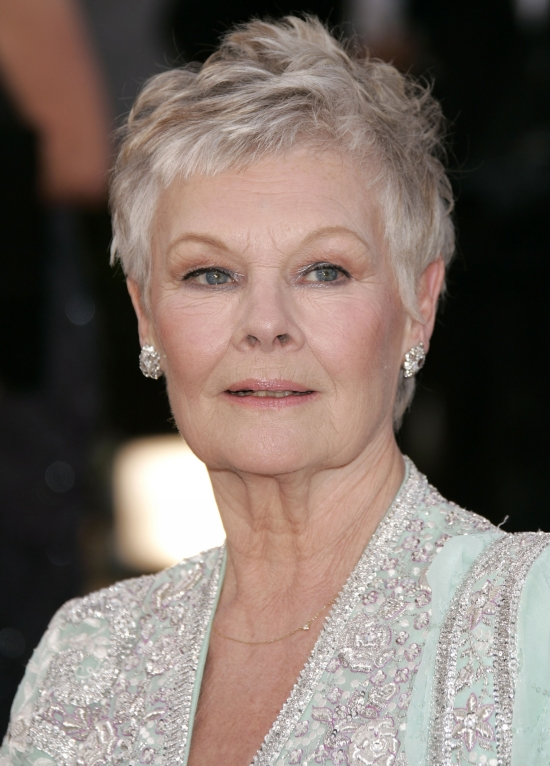 Short Hairstyles For Older Women with Long Faces