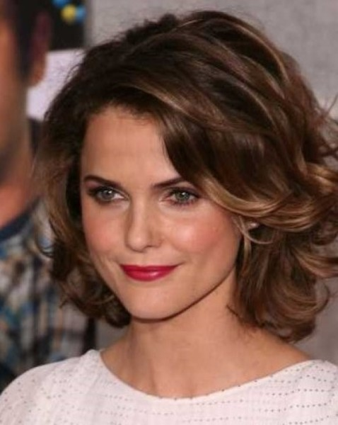 Short Hairstyles for Fine Wavy Hair