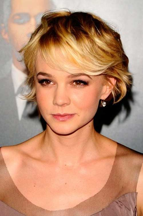 Short Wavy Haircuts for Summer 2013