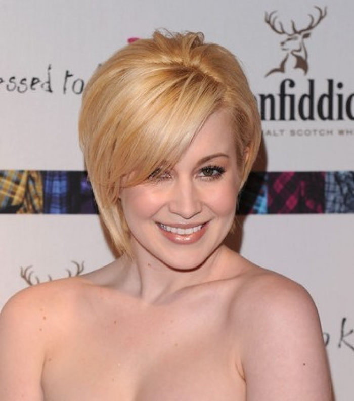Simple Elegant Short Hairstyles 2013