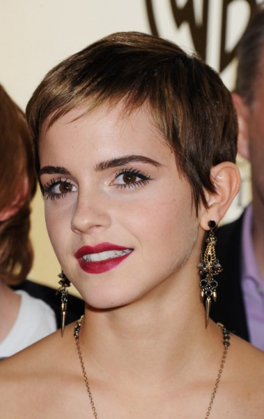 Super Short Pixie Haircuts for Round Faces