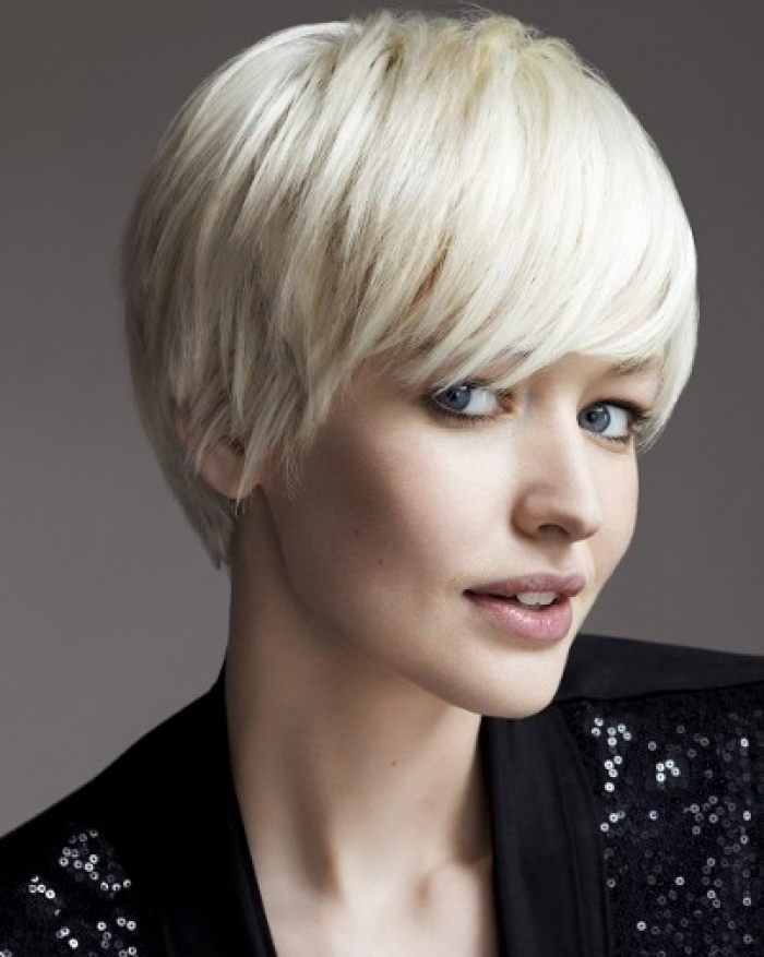 Trendy Short Choppy Bob Hairstyles