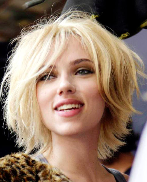 2013 Messy Short Hairstyles