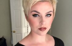 55 Short Haircut For Women Over 50 With Fine Hair 32ee20c340e8787a44346cafd5ac164b-235x150