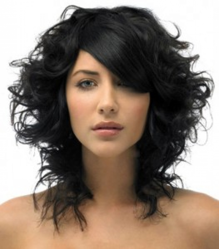 Related Post for Cute Short Curly Haircuts for Beautiful Women