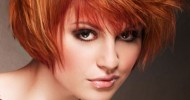 Cute Short Red Auburn Hairstyles