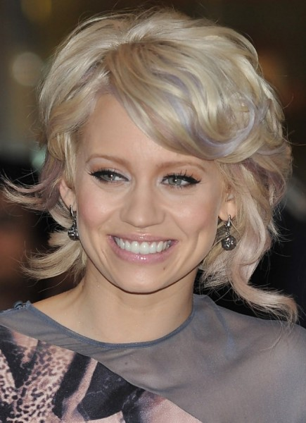 Latest Short Wavy Hairstyles for Mature Women