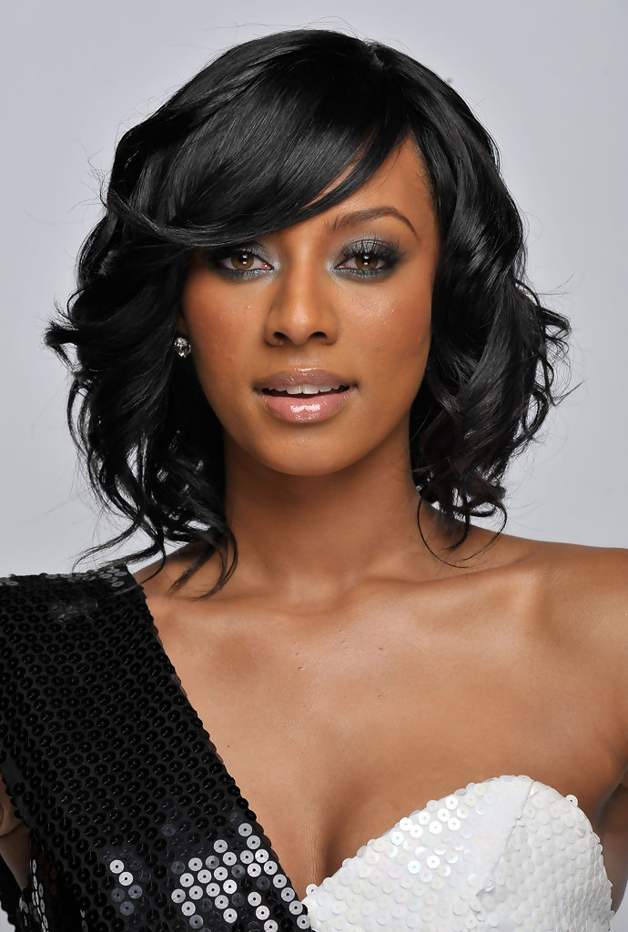 Short Length Hairstyles For African Americans