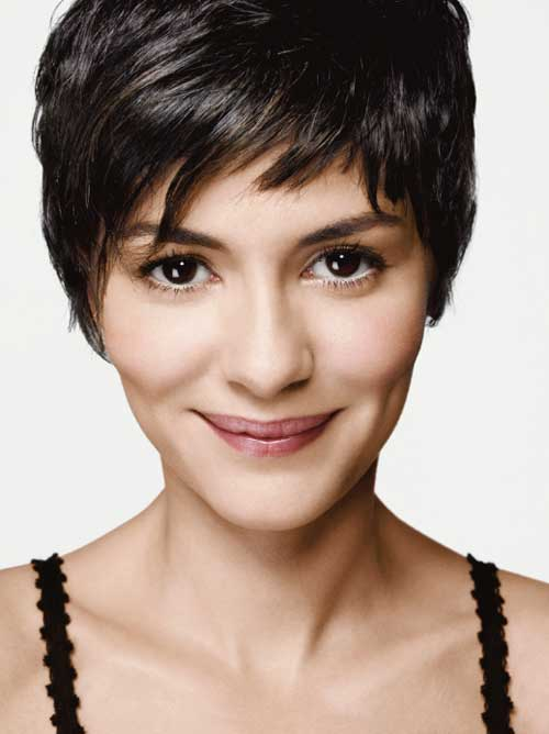 Chic Short Pixie Cuts for 2013