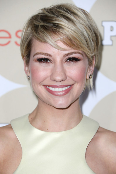 Chelsea Kane Short Layered Razor Hairstyles