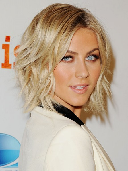 Medium Length Shaggy Bob Haircuts