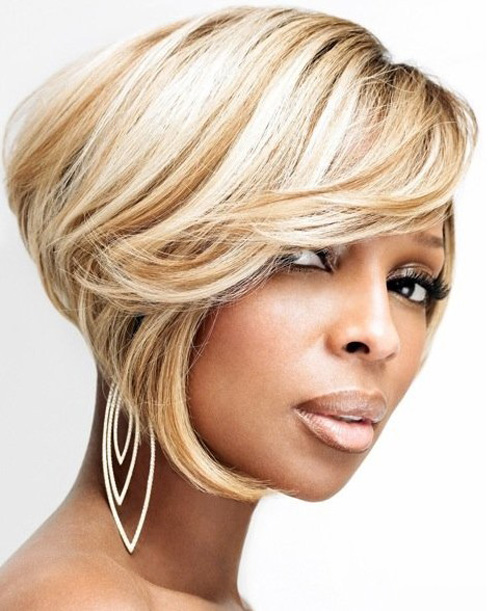 Modern Short Hairstyles For Black Women