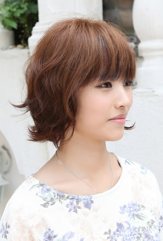 New Short Layered Haircuts for Women New-Asian-Short-Layered-Haircuts