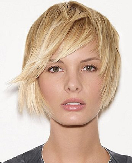 Popular Short Bob Haircuts For Fine Hair