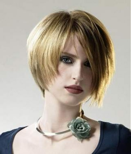 Short Choppy Bob Haircuts for Fine Hair