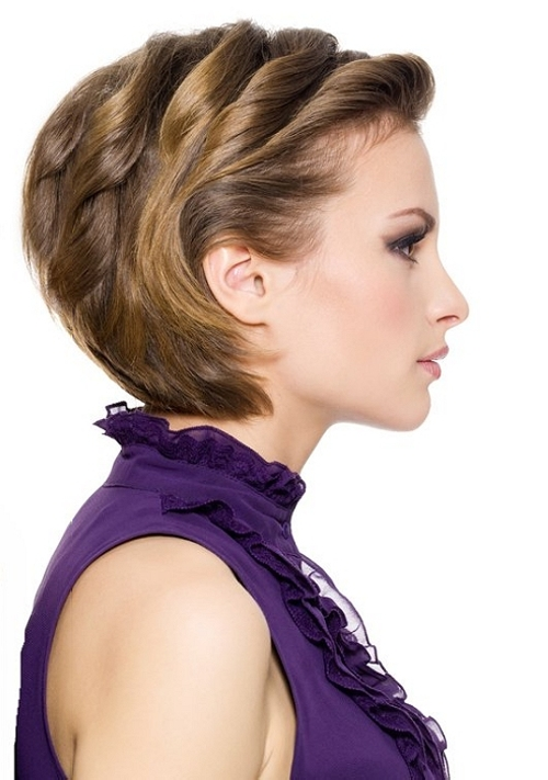 Short Classic Bob Haircuts For Fine Hair