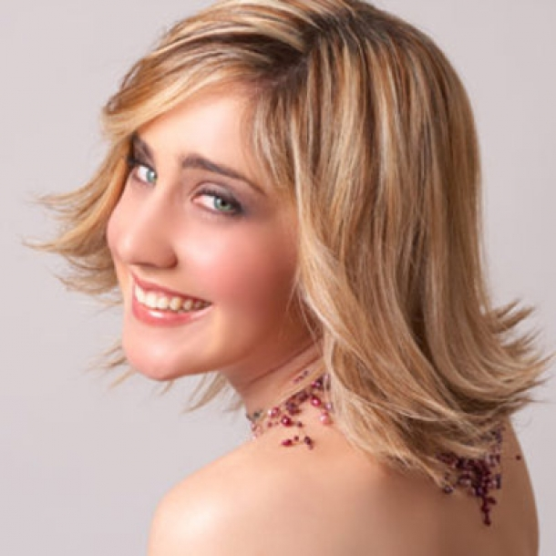 Short Shaggy Hairstyles 2013 with Layers